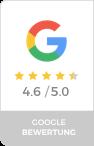Aquanado auf Google